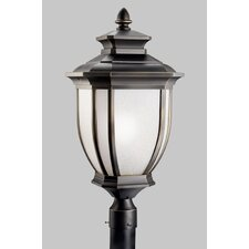 "<strong>Kichler</strong> Salisbury 1 Light 8"" Outdoor Post Lantern"