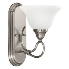 <strong>Kichler</strong> Stafford 1 Light Wall Sconce