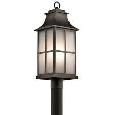 Pallerton Way 1 Light Outdoor Post Lantern