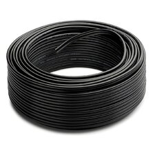 500' Black Linear Cable  for Under Cabinet Lighting