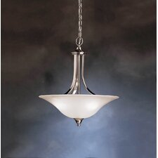 Hastings 1 Light Convertible Inverted Pendant