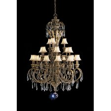 Ravenna Indoor 21 Light Chandelier