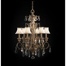 <strong>Kichler</strong> Ravenna 6 Light Indoor Chandelier