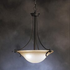 <strong>Kichler</strong> Pomeroy 3 Light Inverted Pendant