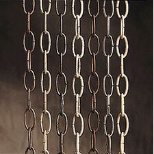 "36"" Decorative Chain in Tannery Bronze"