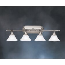 Broadview 4 Light Vanity Light