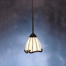 Tiffany 1 Light Mini Pendant