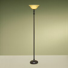 <strong>Kichler</strong> Restoration Torchiere Floor Lamp