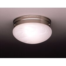 <strong>Kichler</strong> Ceiling Space 1 Light Flush Mount