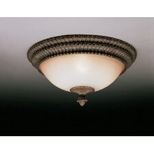 Larissa 3 Light Flush Mount