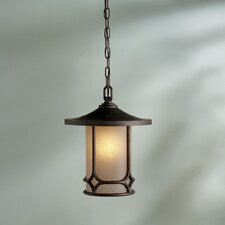 Chicago 1 Light Outdoor Ceiling Pendant