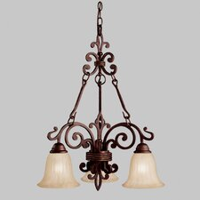 <strong>Kichler</strong> Wilton 3 Light Chandelier