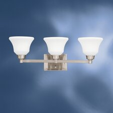 Langford 3 Light Vanity Light