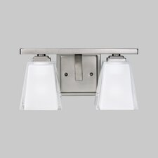 <strong>Kichler</strong> Ice 2 Light Vanity Light