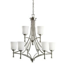 Wharton 9 Light Chandelier