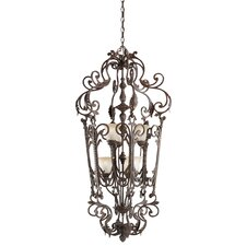 Rochelle 3 Light Foyer Pendant