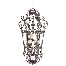 Rochelle 9 Light Foyer Pendant