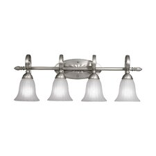 <strong>Kichler</strong> Willowmore 4 Light Vanity Light