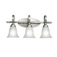 Willowmore 3 Light Vanity Light