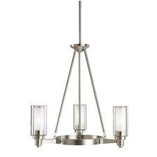 Circolo 3 Light Chandelier