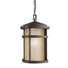 Lantana 1 Light Outdoor Hanging Lantern