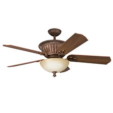 "52"" Larissa 5 Blade Ceiling Fan"