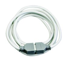 "Modular LED 96"" Power Supply Lead in White"