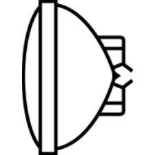 50W Halogen Light Bulb