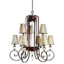 <strong>Kichler</strong> Hanna 9 Light Chandelier