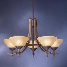 <strong>Kichler</strong> Olympia 5 Light Chandelier