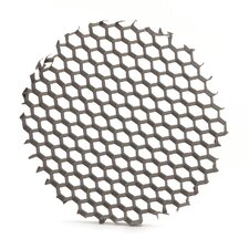 Black Louver Hexcell Medium
