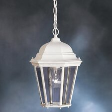 Madison 1 Light Outdoor Ceiling Pendant