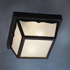 <strong>Kichler</strong> Outdoor Plastic Fixtures Outdoor Flush Mount