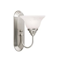 <strong>Kichler</strong> Telford 1 Light Wall Sconce