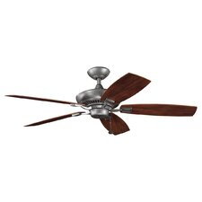 "<strong>Kichler</strong> 52"" Canfield 5 Blade Patio Ceiling Fan"