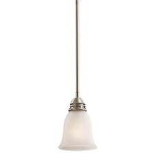 <strong>Kichler</strong> Durham 1 Light Mini Pendant