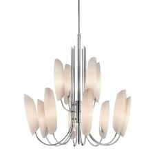 <strong>Kichler</strong> Stella 12 Light Chandelier