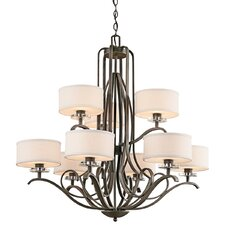 Leighton 9 Light Chandelier