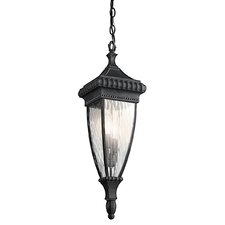 Venetian Rain 2 Light Foyer Pendant