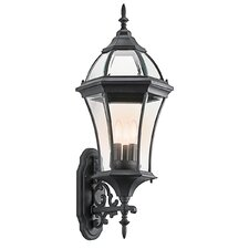 New Street USA Outdoor Wall Lantern