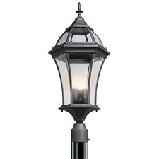 Townhouse 3 Light Post Lantern