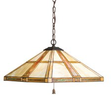 Oak Park 3 Light Pendant
