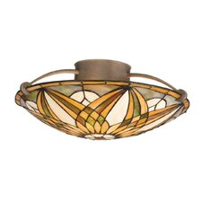Sonora 3 Light Flush Mount