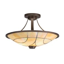 Spyro 2 Light Semi Flush Mount
