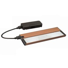 Modular Low Voltage  Undercabinet Light in Bronze Finish
