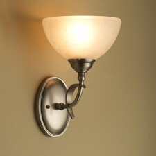 <strong>Kichler</strong> Lombard 1 Light Wall Sconce