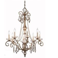 Gracie 8 Light Chandelier