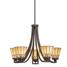 Morton 5 Light Chandelier