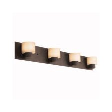 <strong>Kichler</strong> Adao 4 Light Bath Vanity Light
