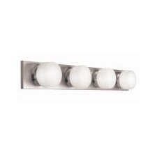 Circa 4 Light Bath Vanity Light